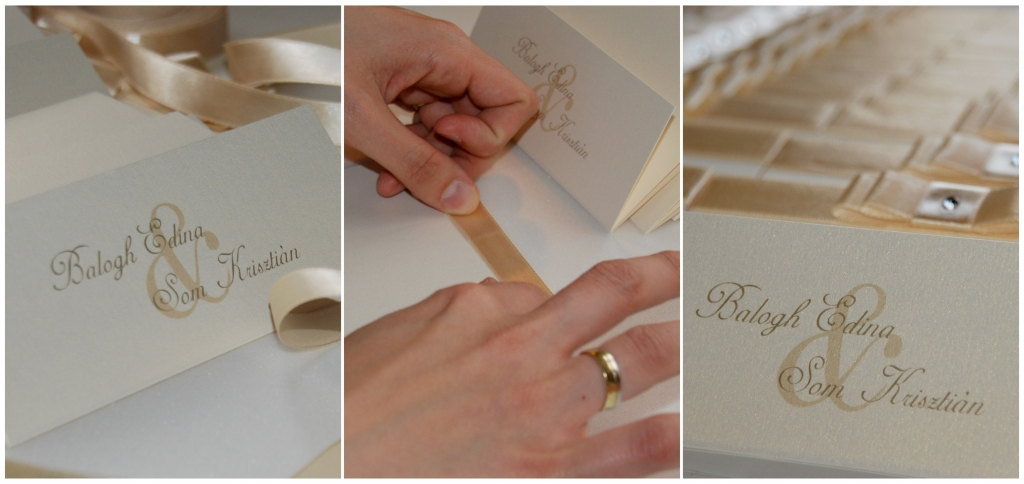 cd014ee0a4 Egyedi, kreatív esküvői meghívó 5 lépésben